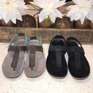 2 Woman Keen  sandals
